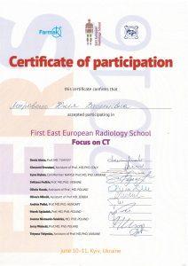 Mirovets sertificate 2